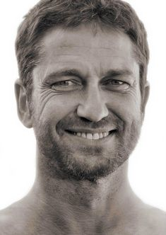 Gerard Butler photoshoot in Moscow - March, 2013