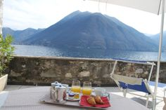 Junior suite Belvedere colazione in terrazza