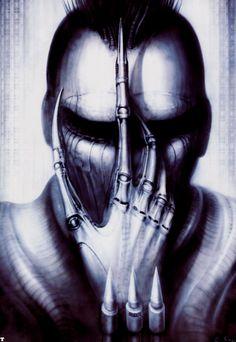 h. r. giger | Futurekill