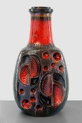 Kera Keramik (Fat Lava Wadersloh) Tags: west modern century lava fat retro german 70s pottery kera mid keramik walther wgp gerhards