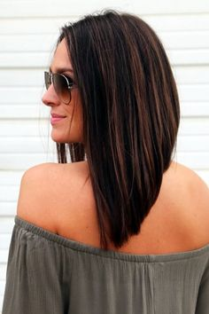 Latest 45 Long Bob Haircuts For Women In 2016