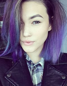 Asami's hair is always perfect. Ugh I have heart eyes.