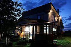 北海道 富良野 ドミトリー 一人旅 宿 バックパッカー ゲストハウス 夕茜舎(あかねやど)のトップページ