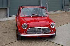 eBay: Classic Mini with ZZR1100 Motorbike engine, Mini Cooper, Race Mini, Barnfind #classicmini #mini
