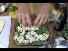 How to Make Raw Trio Lasagna with Pine Nut Cheese | Diana Stobo