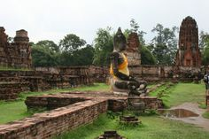 Ayutthaya Tourism: Would like to go to Thailand again. Maybe bring the kids?
