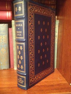essays michel de montaigne franklin library full leather  franklin library full leather nana by emile zola 100 greatest books gilt rare