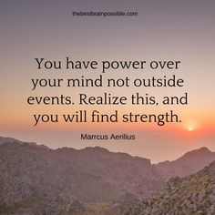What Is Mental Strength and How To Get It - The Best Brain Possible Meditation Benefits, Mindfulness Meditation, Best Brains, Mental Strength, You Changed, Mental Health, Anxiety, Life Quotes, Inspirational Quotes