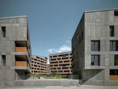 """""""CasaNova"""" Social Housing,© Andrea Martiradonna"""