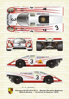 Porsche Daytona 1970 Elford-Ahrens by ibsenop on DeviantArt Sports Car Racing, Sport Cars, Race Cars, Auto Racing, Le Mans, Porsche Gt3, Porsche Cars, Cool Car Drawings, Porsche Models