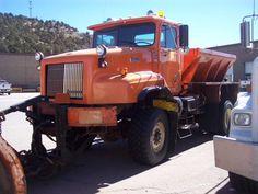 1996 Intl Paystar Plow Truck 1997 Kenworth Water Truck 2009 Ford F350 Shuttle Bus Plow Truck Trucks Snow Plow Truck