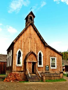Barkerville - BC, Canada