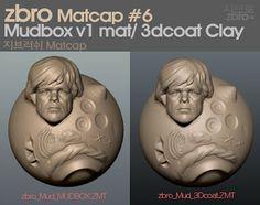 daily sculpt & WIP: Matcap
