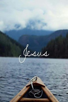 A salvação do mundo...