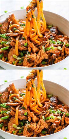 Asian Recipes, Mexican Food Recipes, Vegetarian Recipes, Cooking Recipes, Healthy Recipes, Easy Japanese Recipes, Chef Recipes, Comida Diy, Asian Cooking