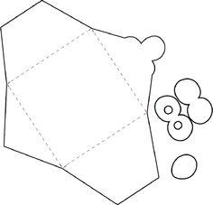 Elmo Envelope Template