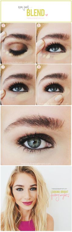 Bring all the attention to your eyes! Part II