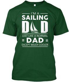 I'm A Sailing Dad