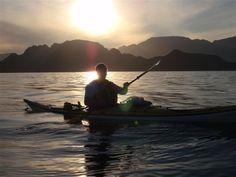 Evening Kayaking