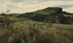 Andrew Wyeth(USA)       アンドリュ・ワイエス(米)
