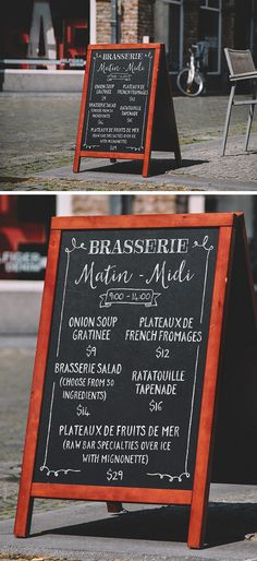 This high Resolution A-Frame Chalkboard Menu MockUp will help you create a realistic chalkboard menu or message for your establishment in just minutes. You can easily display your text and design on the chalkboard with smart object in the PSD file.