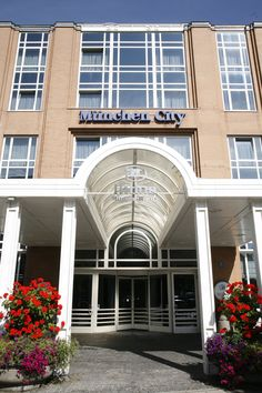 Hilton Munich City in München, Bayern