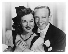 Paulette Goddard and Fred Astaire - Second Chorus