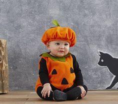 Baby Pumpkin Costume   Pottery Barn Kids