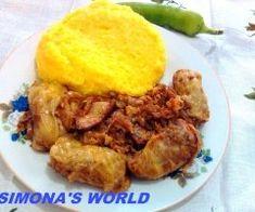 Sarmale in foi de varza acra, fierte in vin - BZI. Meat, Chicken, Food, Wine, Essen, Meals, Yemek, Eten, Cubs