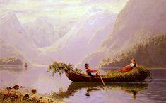 Hans Dahl (1849–1937): The Fjord
