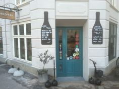 Un Ristorante a Copenaghen