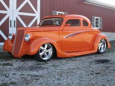 35 Ford Coupe!