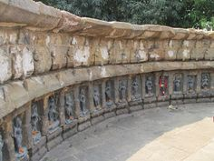 Site Name: Chausathi Yogini Temple Site Type: Hindu ancient temple related to Tantric cult Location: Hirapur, 20 kms from Bhuban. Kinds Of Energy, Indian Temple, Divine Mother, Heritage Site, Pergola, Outdoor Structures, Horses, Park, Temples