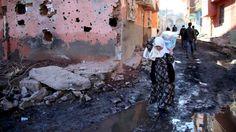 Die türkische Stadt Diyarbakır wird zum Kriegsgebiet. Mit aller Härte geht die Armee gegen die Kämpfer der kurdischen PKK vor. Die Einwohner verschanzen sich.