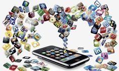 Aplicaciones (Apps) para smartphones. Un repaso a la situación de los smartphones una vez ha finalizado 2012.
