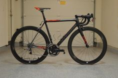 Cannondale evo black red