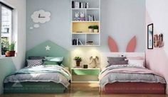 Baby bedroom unisex shared rooms 22+ Ideas for 2019 #bedroom #baby