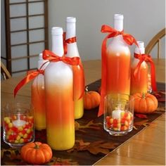 Guest Post: Thrifty Fall Decorating Ideas - Organized SAHM