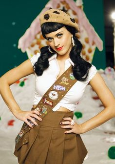 Girl Scout costume - California girls