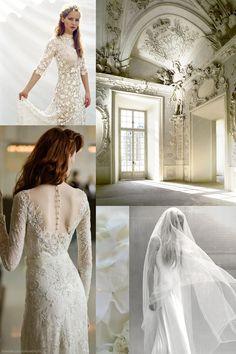 Whiter than White Weddings  | Inspiration board
