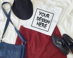 each week new sytlish mockups by Bellamocks on Etsy News Design, Marketing And Advertising, Your Design, Trending Outfits, Etsy