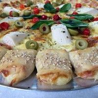 Programa Ana Maria Braga No Dia da Pizza, aprenda a fazer massa caseira e bordas estilizadas