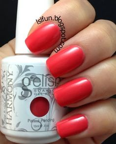 Gelish Once Upon A Dream Fairest Of Them All #gelish #swatch #lslfunblog