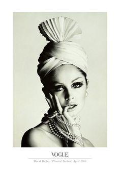 Vintage Turban. #Turban #BabesInTurbs | http://etsy.me/1DHwbux