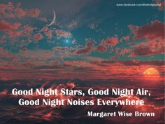 Good Night Noises Everywhere