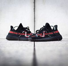 "The custom brand ""A VISION OF"" is releasing Yeezy Boost 350 V2 customized with Gucci Snake, YEEZY X GUCCI Snake. PRE ORDER now from their website (link in the bio) https://a-vision-of.myshopify.com/ @yayasoumah @michlopez69. Custom by @melonkicks shot by @pata_negra_sneakers #YeezyTalkWorldwide"