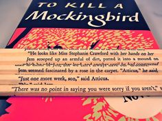 To kill a mockingbird pencils