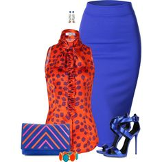 """""""pencil skirt"""" by sherry7411 on Polyvore"""