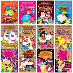 tarjetas-con-mensajes-maguz_product Maria Jose, Ideas Para, Bff, Best Friends, Kids Rugs, Cartoon, Memes, Honey, Paper
