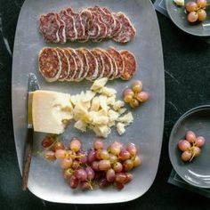 """Christine Littell of Seattle explains how she created her winning recipe: """"I was inspired after having a mixed pickle plate at a local wine bar with my best foodie friend. We were amazed by the array of different fruits and veggies, all pickled with different sweet and savory spices. Both of us are now addicted to pickled grapes."""" We are too! We especially like them, in place of cornichons, with cheese and salumi."""